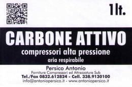 Carbone Attivo - Activated Carbon - Antonio Persico